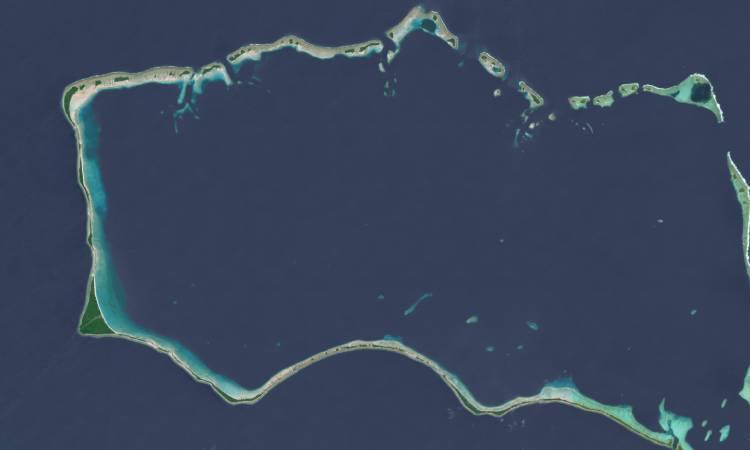 Islas Marshall cocaína