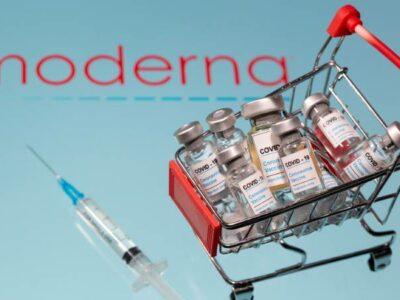 FDA vacuna COVID-19 Moderna