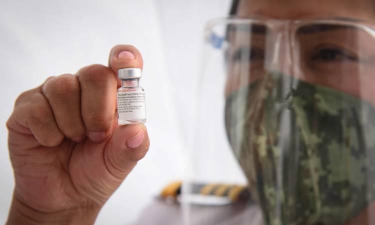 Pfizer BioNTech OMS