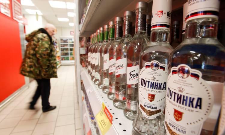 Rusia vacunados beber alcohol