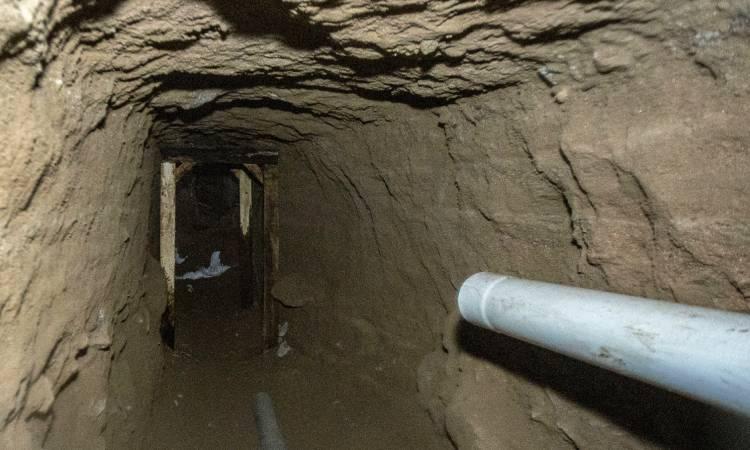 Perú túnel cárcel