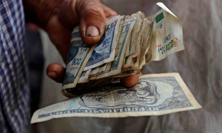 Cuba salario mínimo