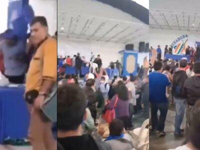 Evo Morales sillazos