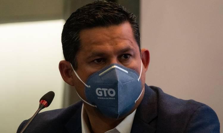 Gobernador Guanajuato COVID