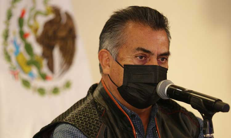 Gobernador de Nuevo León pide no hacer posadas por COVID-19