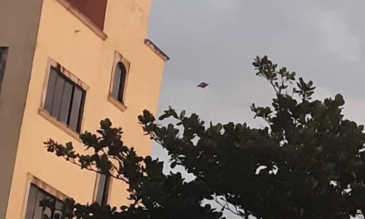 Veracruz: Captan supuesto OVNI; ve imágenes