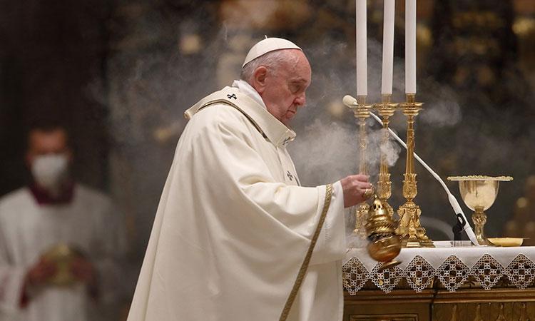 Papa Francisco anuncia Año de la Familia