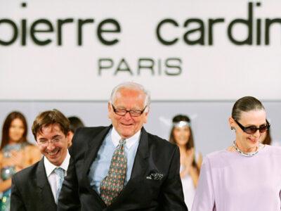 Pierre Cardin Muere
