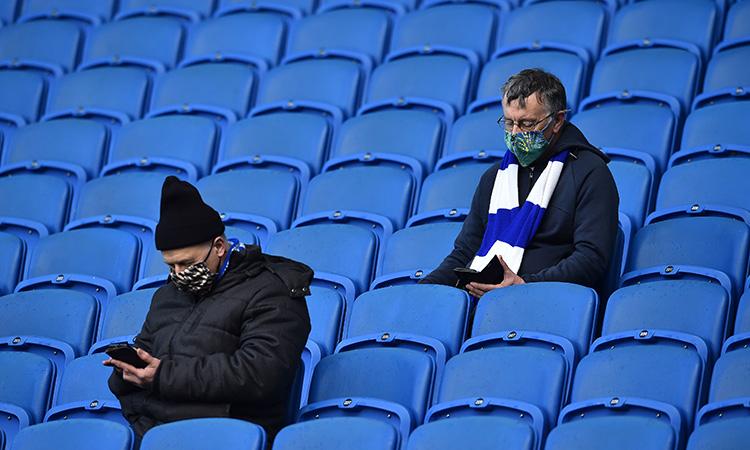 Premier League registra 40 casos nuevos de COVID-19 en la última semana
