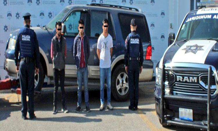En Puebla mujer denuncia a exnovio secuestrador