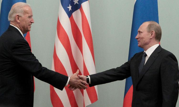 Vladimir Putin felicita a Joe Biden por su victoria electoral en Estados Unidos
