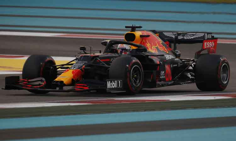 Verstappen pole man del GP de Abu Dhabi