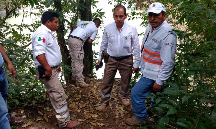 Piden evacuar ejido Río Jordán, Chiapas, por riesgos geológicos
