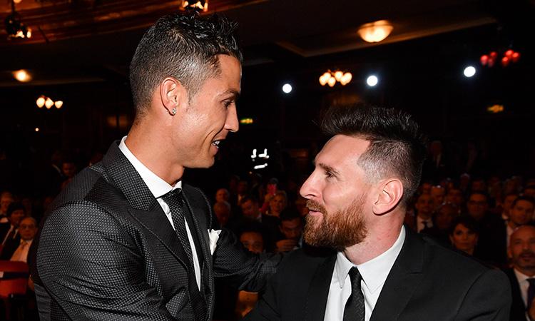 Ronaldo Vs Mesi