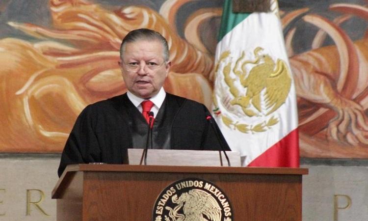 Arturo Zaldívar: investigan por corrupción al Poder Judicial