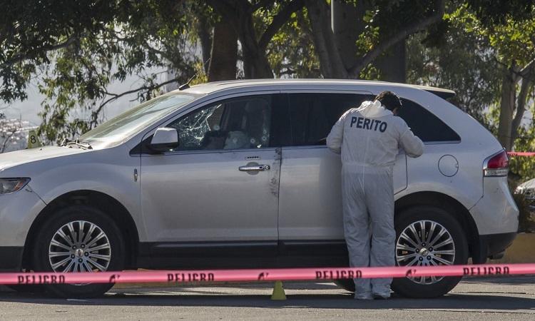 Inegi: robo, extorsión y fraude, principales delitos en México
