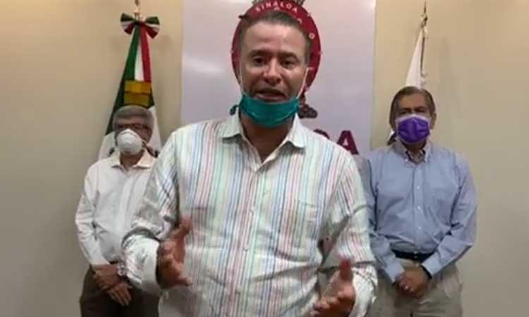 Sinaloa descarta ley seca para finalizar el año; circula video falso