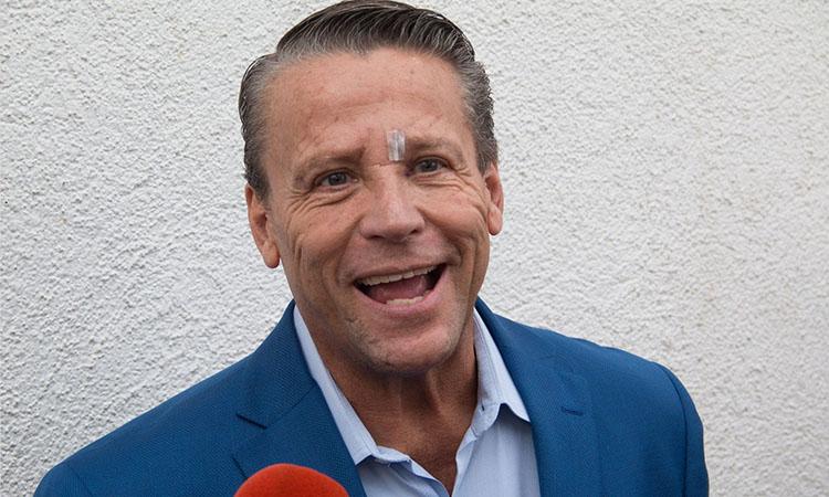 Alfredo Adame Habla Sobre Su Postuaci U00f3n Como Diputado Uno TV