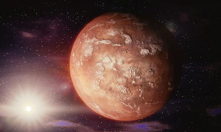 """¡Eureka! Sí hay agua en Marte, encuentran """"gran reserva de hielo"""""""