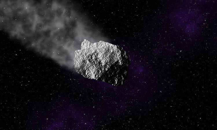 meteoritos se acercarán a la Tierra