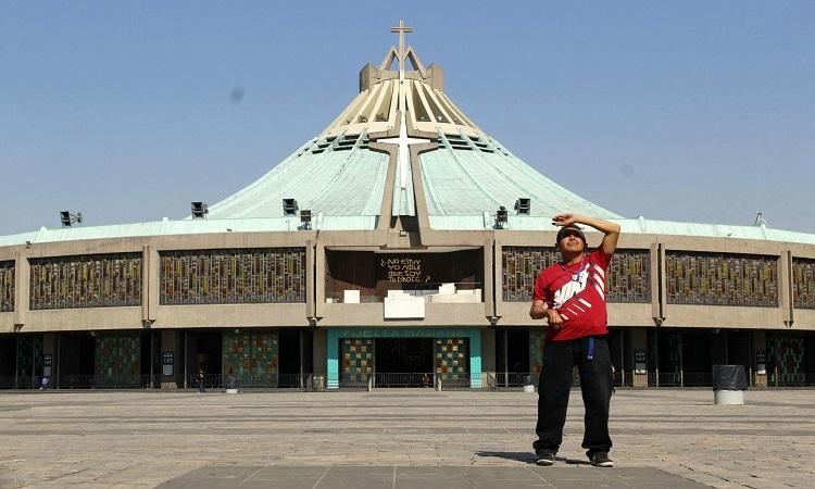 CDMX: así lucen las vialidades que van hacia Basílica de Guadalupe