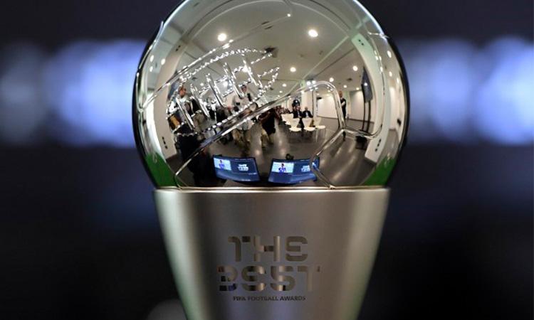 "premios ""The Best"" 2020"