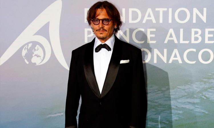 Johnny Depp manda mensaje esperanzador