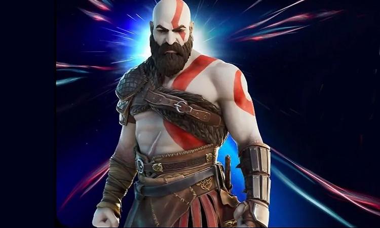 Fortnite: Kratos de God of War llegará al juego, se filtran sus skins
