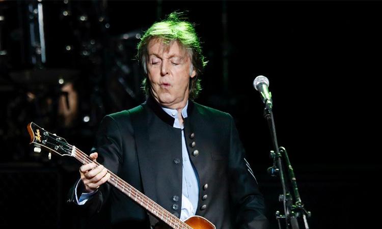 Paul McCartney vacuna covid-19