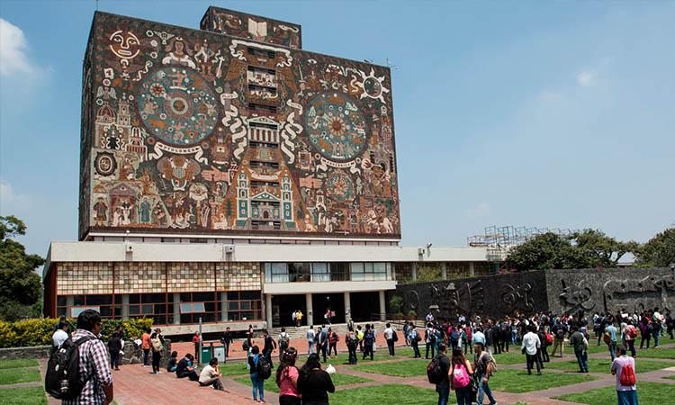 Goya! UNAM: entre las 100 mejores universidades del mundo - Uno TV