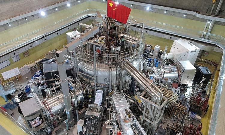 """China pone en funcionamiento su """"sol artificial"""""""