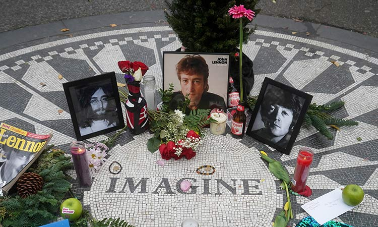 John Lennon canciones cambiaron al mundo