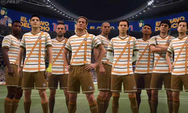 """FIFA 21 se viste de """"El Chavo del 8"""""""