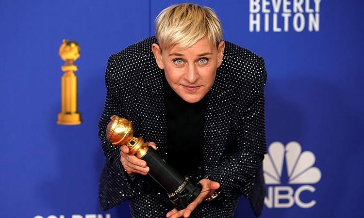 Ellen DeGeneres covid-19