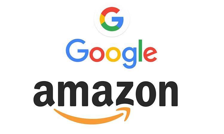 Google y Amazon multados