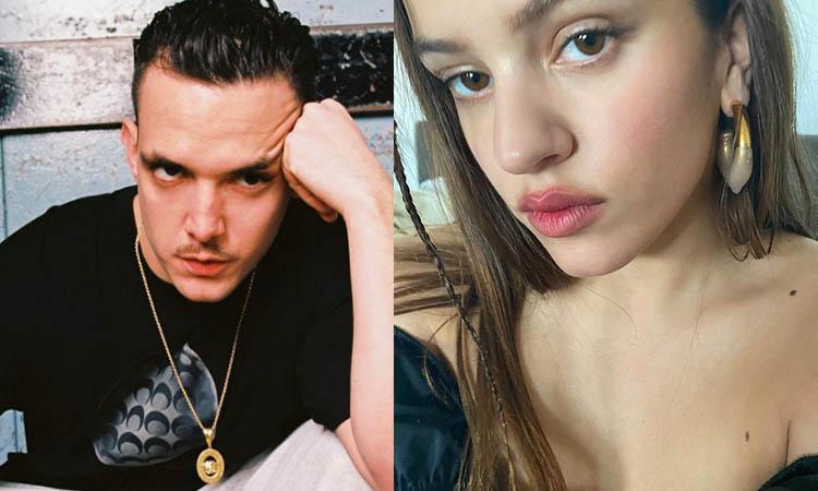 C.Tangana pide que lo dejen de relacionar con Rosalía