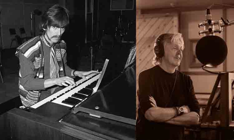 Paul McCartney espíritu George Harrison