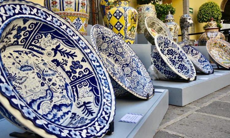 Talavera de Tlaxcala y Puebla, Patrimonio Cultural de la Humanidad