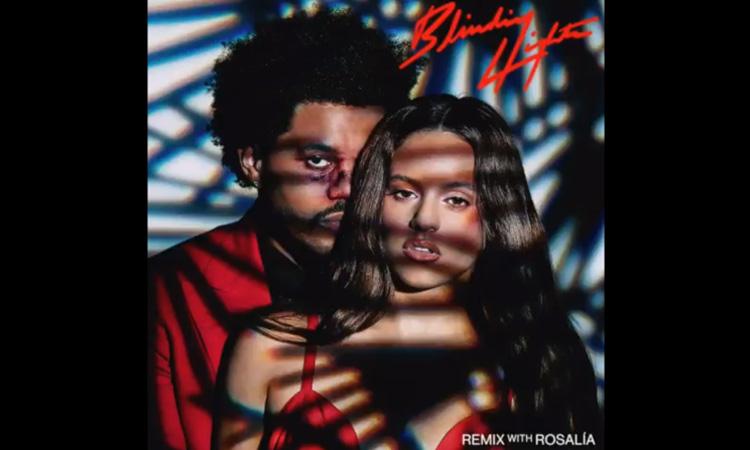 The Weeknd Y Rosalia