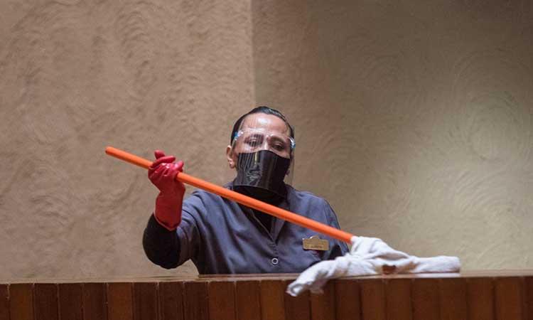 Trabajadoras del hogar; aguinaldo y otras prestaciones que les toca