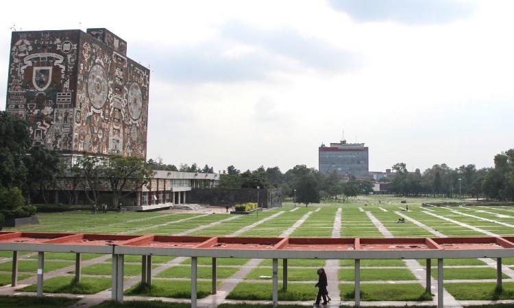 UNAM inicia periodo vacacional y anuncian actividades en línea