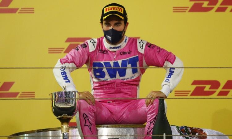 Checo Pérez y la complejidad de correr con Max Verstappen.
