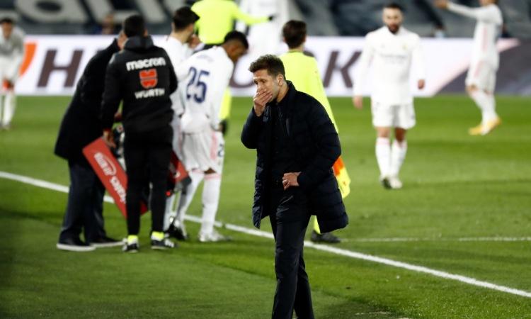 El Atlético de Madrid se mantendrá como líder a pesar de caer ante Real Madrid.