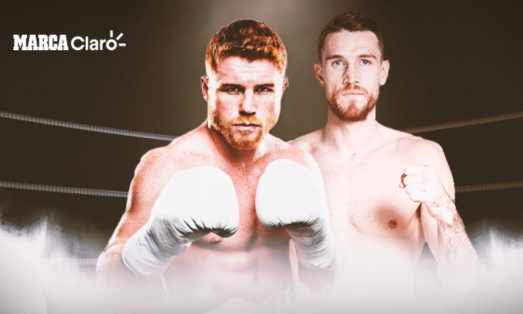 Canelo vs Callum Smith, en directo de la pelea de box desde el Alamodome.