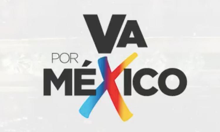 PRI, PAN y PRD anuncian coalición Va por México