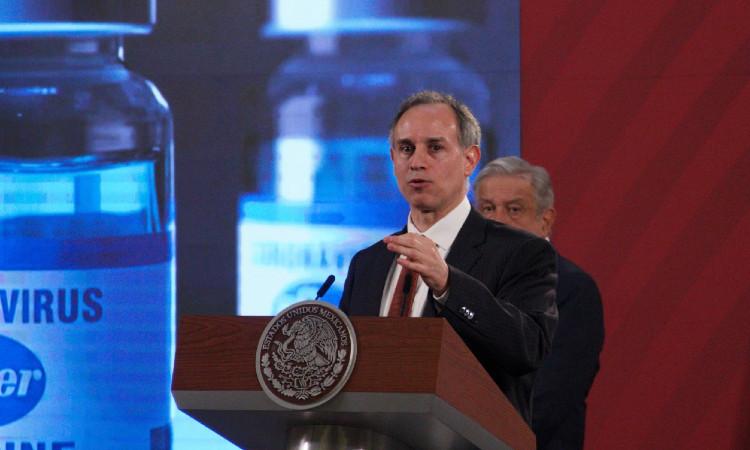 Menores de 18 años no serán vacunados contra COVID-19: Hugo López-Gatell