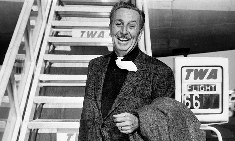 Walt Disney Mitos