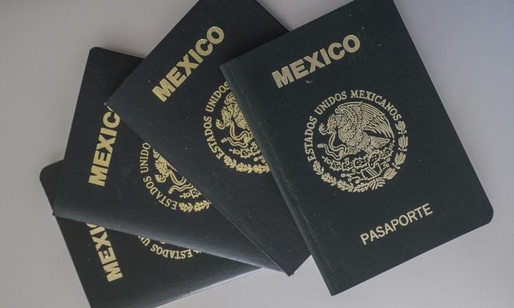 Emisión de pasaportes en CDMX
