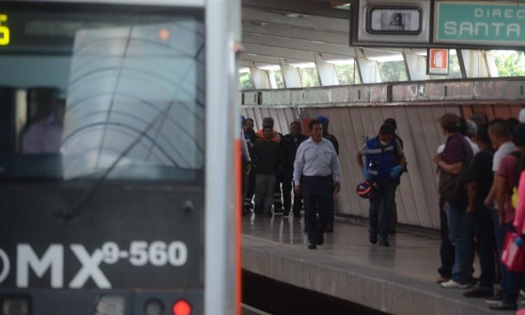 Metro de la CDMX evitó 84 suicidios en la red de transporte este 2020