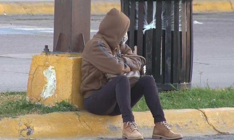 """En Motul, Yucatán, se registra """"heladez"""" de 8 grados Celsius"""